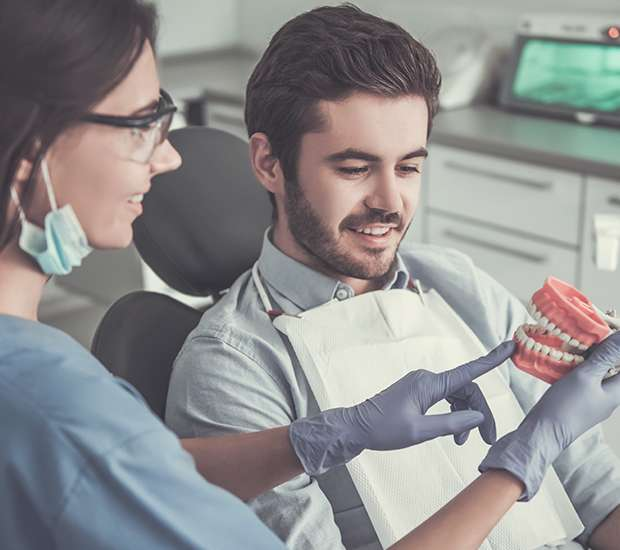 Downey The Dental Implant Procedure
