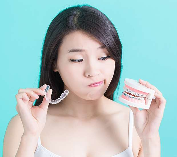 Downey Which is Better Invisalign or Braces